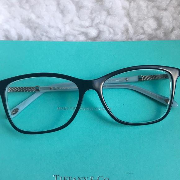 ba17a10dd0 Tiffany and Co Eyeglasses Frame. M 5c2e47f2194dad0e89041b99